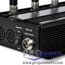 TX101A6 - 6 bands frequency jammer