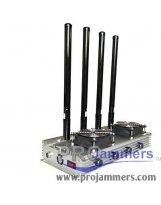 TX101K PRO - Brouilleur Téléphone Mobile