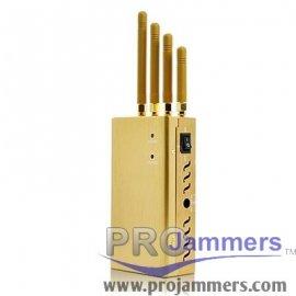 TX121D - Brouilleur Portable