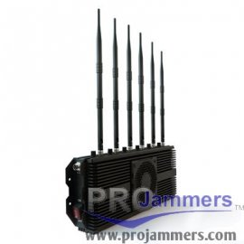 TX101K6 - Brouilleur Téléphone Mobile