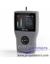 CAM105W - Frequenzdetektor 2G, 3G, 4G WIFI und Bluetooth