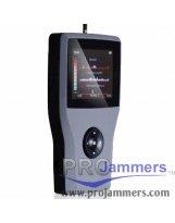 Monitor de actividad celular CAM-105W para redes 2G / 3G / 4G Wifi y Bluetooth