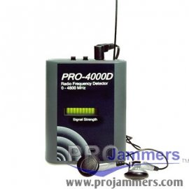 PRO4000D - Professional Digital Pocket Bug Detector