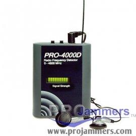 PRO4000D - Rilevatore di microfoni spia professionale