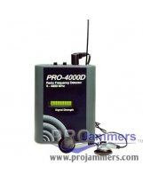 PRO4000D - Détecteur professionnels de poche de micros espions