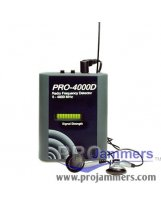 PRO4000D - Professionelle Mikrofonen Spion Detektor