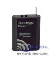 Detector de dispositivos espía de bolsillo PRO4000D