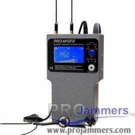 PRO-M10FX - Detector espião duplo de banda larga RF e GSM - 3G