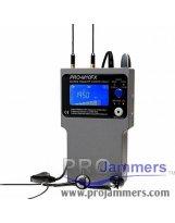 PRO-M10FX - Détecteur espion dual large bande RF et GSM - 3G