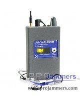 PRO6000GSM - Detector digital mini para contra-vigilância