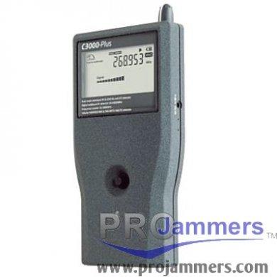 DSC3000PLUS - PROFESSIONAL RF DETECTOR