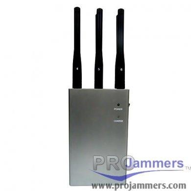 TX166 - Portable Jammer