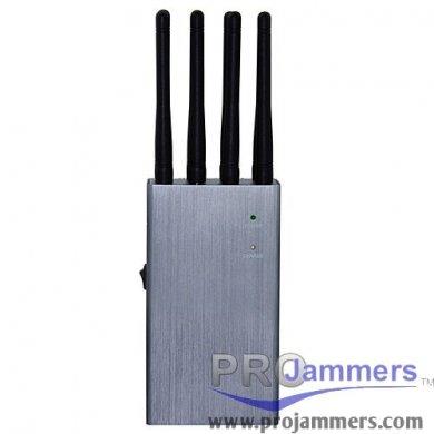 TX188 - Jammer Portatile